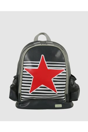 Bobbleart Large Backpack Star and Stripe - Bags Large Backpack Star and Stripe