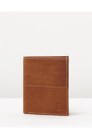 Stitch & Hide Bernard Wallet - Wallets (Cafe) Bernard Wallet
