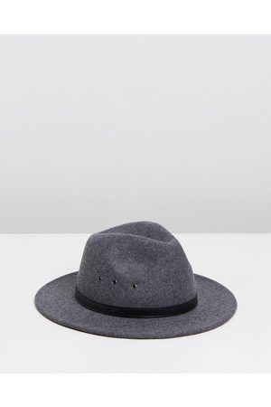 Billy Bones Club 50 Shades Fedora - Hats 50 Shades Fedora