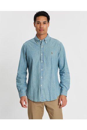 Polo Ralph Lauren Chambray Sport Shirt - Casual shirts Chambray Sport Shirt