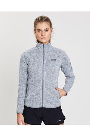 Patagonia Women's Better Sweater Jacket - Sweats (Birch ) Women's Better Sweater Jacket