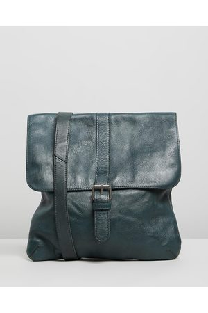 Stitch & Hide Berlin Bag - Handbags (Petrol) Berlin Bag