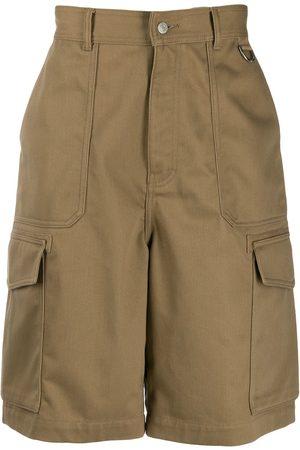 Ami Patch pocket bermuda shorts