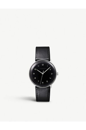 Junghans 027/3400.00 Max Bill stainless steel watch