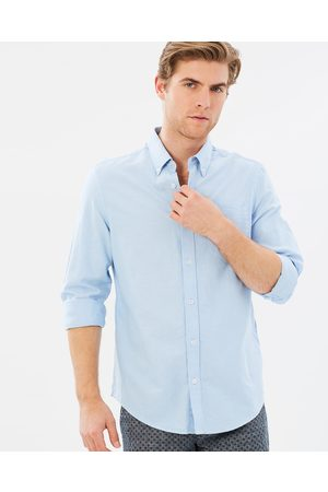Ben Sherman LS Classic Oxford Shirt - Casual shirts (Dusk ) LS Classic Oxford Shirt