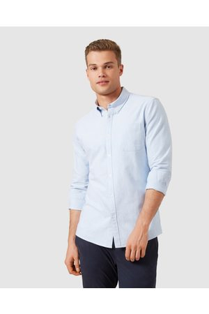 French Connection Oxford Slim Fit Shirt - Casual shirts (LIGHT MELANGE) Oxford Slim Fit Shirt