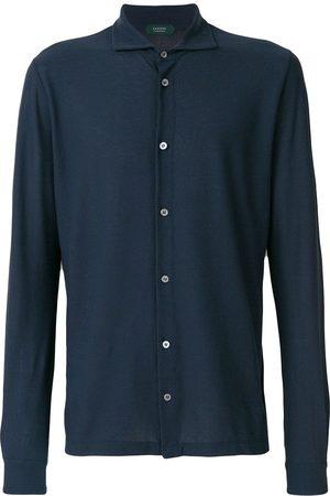 ZANONE Classic button shirt