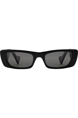Gucci Rectangle frame sunglasses