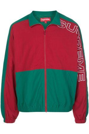 Supreme Two-tone track jacket
