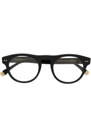 Retrosuperfuture Numero 73 oval frame glasses
