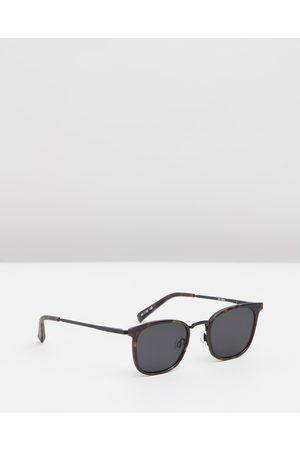 Le Specs Racketeer - Sunglasses (Matte Tort) Racketeer