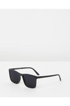 Le Specs Master Tamers - Sunglasses (Matte & Smoke Mono) Master Tamers
