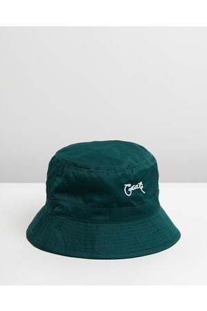 Crate Scripted Bucket Hat - Hats (Forest) Scripted Bucket Hat