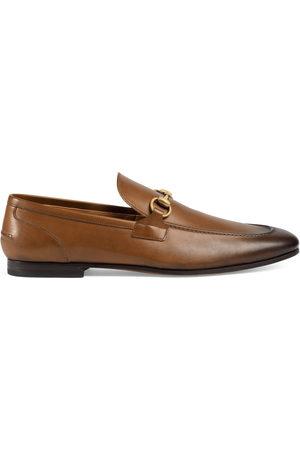 Gucci Men Loafers - Jordaan leather loafer