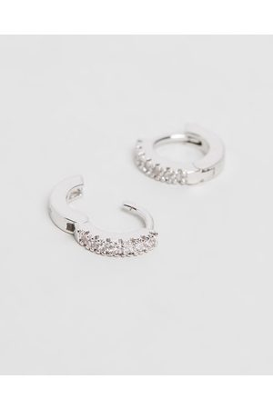 Jackie Mack Women Earrings - Shine Mini Hoops - Jewellery (18K ) Shine Mini Hoops