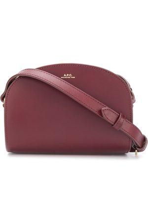 A.P.C. Mini Demi-Lune shoulder bag