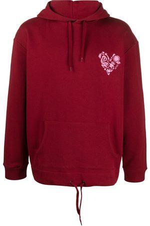 Kenzo Men Hoodies - Drawstring-hem hoodie