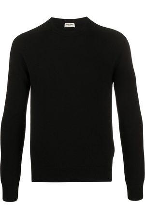 Saint Laurent Cashmere crew-neck jumper