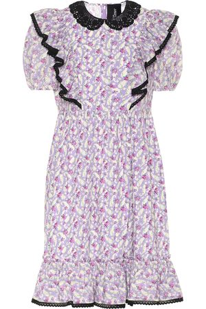 Marc Jacobs The Shirley floral cotton midi dress