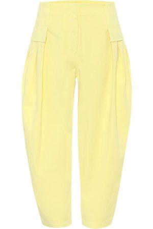 Stella McCartney High-rise carrot jeans