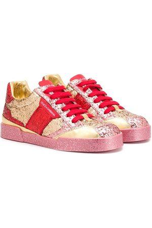 Dolce & Gabbana Kids Portofino light sneakers