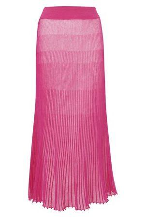 Jacquemus Women Maxi Skirts - Helado skirt
