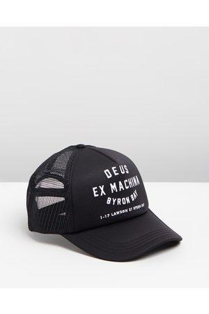 Deus Ex Machina Byron Bay Trucker - Headwear Byron Bay Trucker