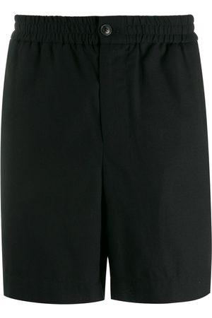 Ami Elasticated waist bermuda shorts