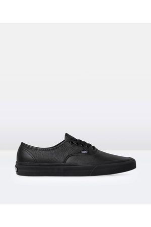 Vans Sneakers - Authentic Sneaker Leather