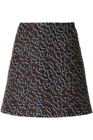 Karen Walker Women Mini Skirts - Short fitted skirt