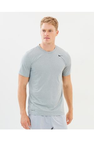 Nike Legend 2.0 SS Tee - Short Sleeve T-Shirts (Dark Heather & ) Legend 2.0 SS Tee