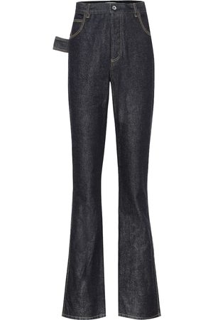 Bottega Veneta Boyfriend - High-rise bootcut jeans