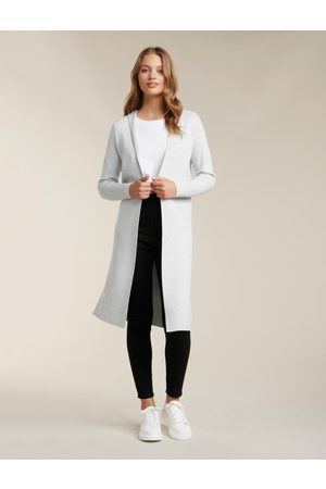 Forever New Karley Clean Hooded Cardigan
