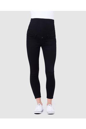 Ripe Maternity Rebel Ankle Grazer Jeggings - Jeans Rebel Ankle Grazer Jeggings