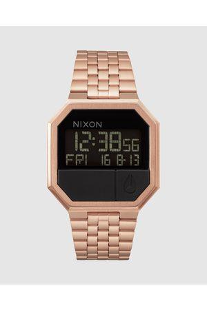 Nixon Re Run Watch - Watches (All Rose ) Re-Run Watch