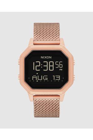 Nixon Siren Milanese - Watches (All Rose ) Siren Milanese