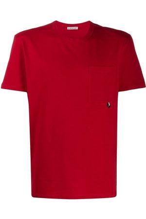 Moncler Patch-pocket cotton T-shirt
