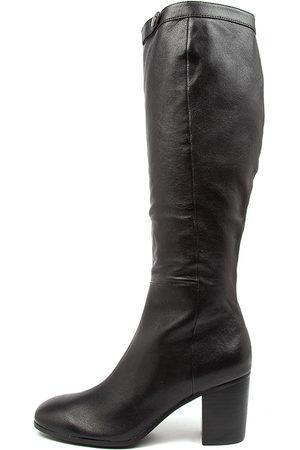 Django & Juliette Theola Heel Boots Womens Shoes Casual Long Boots