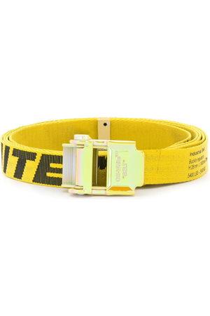 OFF-WHITE Men Belts - Mini 2.0 Industrial buckle belt