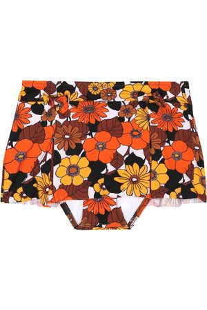 DODO BAR OR Floral bikini bottoms