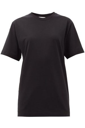 Raey Recycled-yarn Cotton-blend T-shirt - Womens