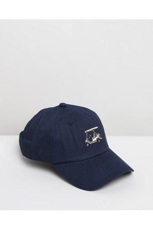 Buba & La Golf Buggy Cap - Headwear (Navy ) Golf Buggy Cap