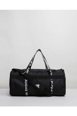 adidas Sports Bags - 4ATHLTS Medium Duffle Bag - Running ( , & ) 4ATHLTS Medium Duffle Bag