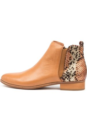 Django & Juliette Inflict Dk Tan Rustic Boots Womens Shoes Casual Ankle Boots