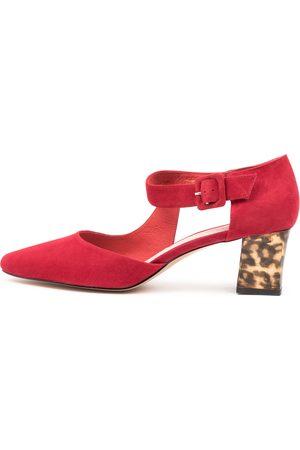 Django & Juliette Women Heels - Happie Dj Leopard Heel Shoes Womens Shoes Dress Heeled Shoes