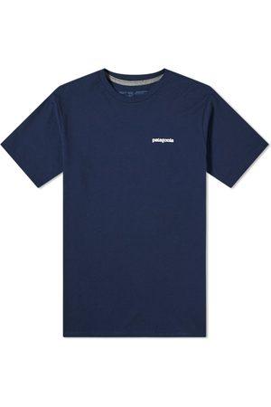 Patagonia Men Short Sleeve - P-6 Logo Responsibili-Tee