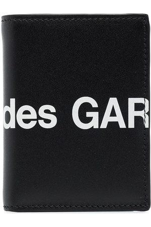 Comme des Garçons Logo print wallet