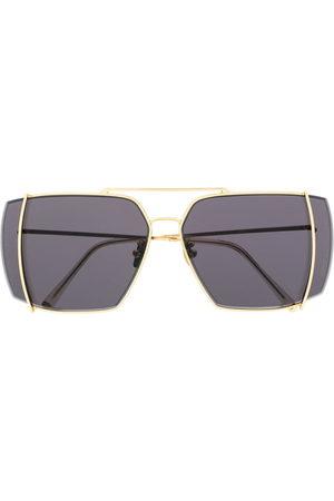 Retrosuperfuture Sunglasses - Engraved logo Teorema sunglasses