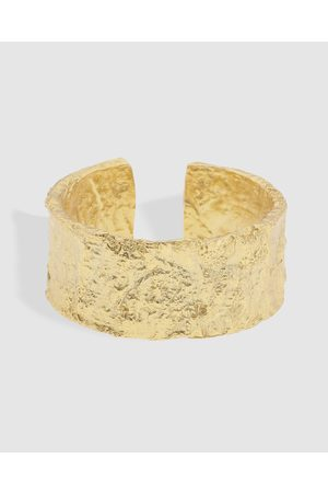 Arms Of Eve Eros Textured Ring Large - Jewellery Eros Textured Ring - Large
