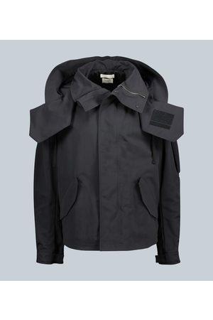 Bottega Veneta Jacket with oversized hood